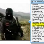 EXIF metadata in images jeopardize the anonymity